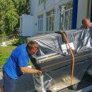 В Тольятти поступило семь новеньких пианино, на которых не прищемишь пальцы