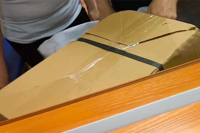 На почте задержали 35-летнего мужчину: Штраф до 1 миллиона рублей