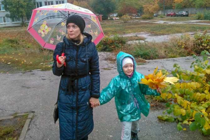 Разыскиваются без вести пропавшие мать и дочь
