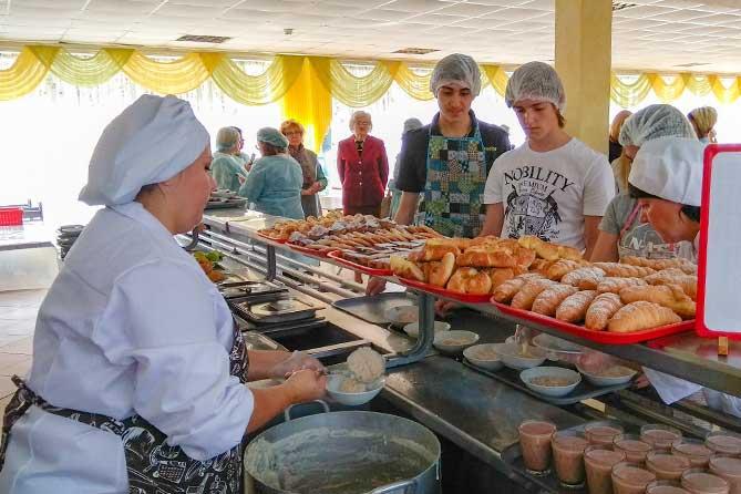 В Тольятти проверили школьные столовые и КШП «Дружба» 20 сентября 2019 года