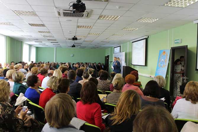В «Жигулевской долине» Тольятти обсудили современную модель развития допобразования