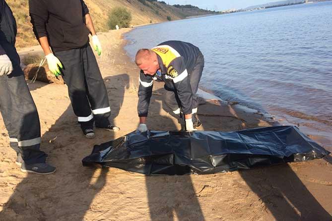 На берегу Волги в Тольятти нашли тело женщины 1 сентября 2019 года