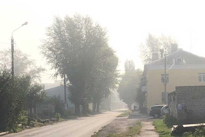 О запахах, витающих в воздухе, тольяттинцы говорят повсюду