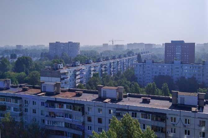 В Тольятти тяжело дышать: Только по телефону поступило почти 500 жалоб