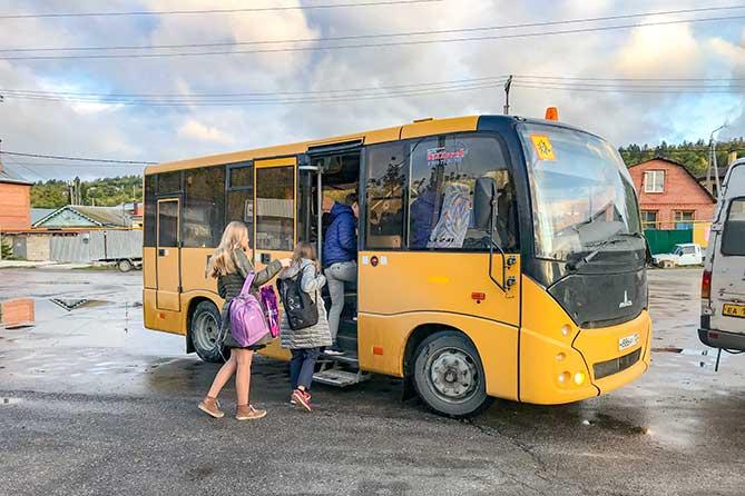 Организованная перевозка групп детей автобусами: Изменения с 1 октября 2019 года