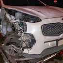 В Тольятти 33-летняя женщина-водитель допустила наезд на световую опору