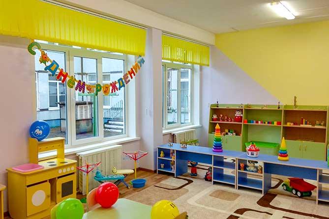В Тольятти 22 октября 2019 года открылась новая ясельная группа в детском саду «Волжские капельки»