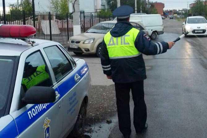Это уголовное дело: Остановили 19-летнего водителя на автомобиле ВАЗ-219010