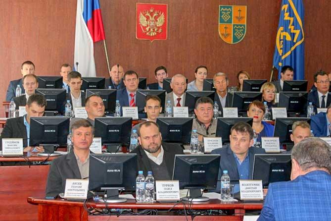 Обращение фракции КПРФ в Думе Тольятти 23 октября 2019 года