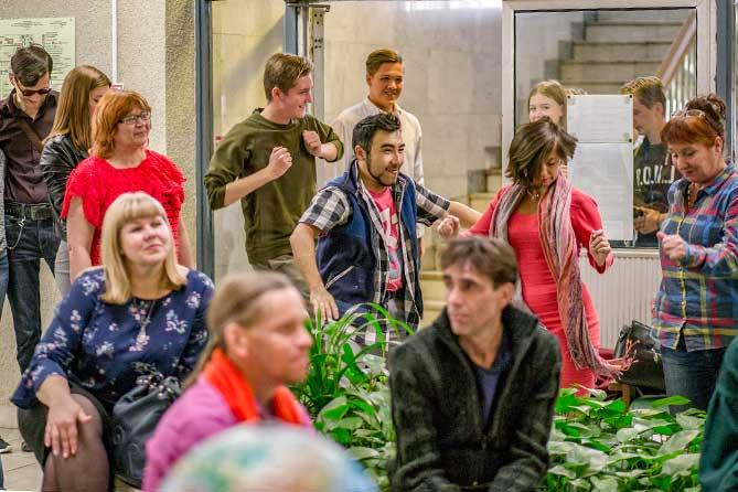 В Тольятти прошел седьмой фестиваль поэзии Поволжья