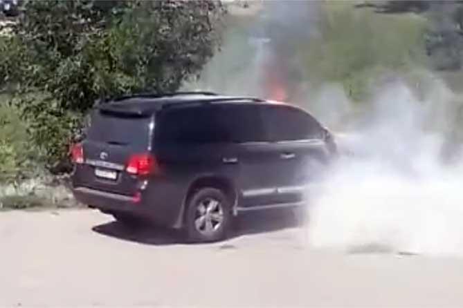 Огненная месть братьев в Тольятти: Один облил, другой поджег