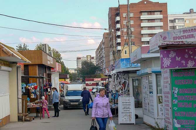 Сорвали заседание из-за Кунеевского рынка