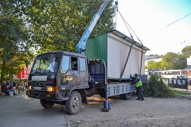 В Тольятти началась сплошная проверка нестационарных торговых объектов в Автозаводском районе