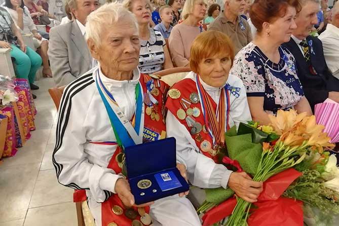 Самый известный и почитаемый ветеран спорта из Тольятти Николай Михайлов готовится встретить свой 90-летний юбилей по-спортивному бодро