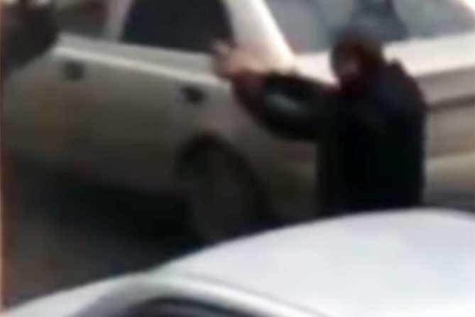Нападение с пистолетом на водителя в Тольятти 5 октября 2019 года
