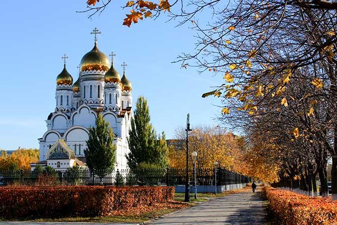 В Тольятти 25 октября 2019 года побит температурный рекорд