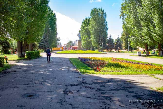 Жители Тольятти определили территории для благоустройства в 2020 году