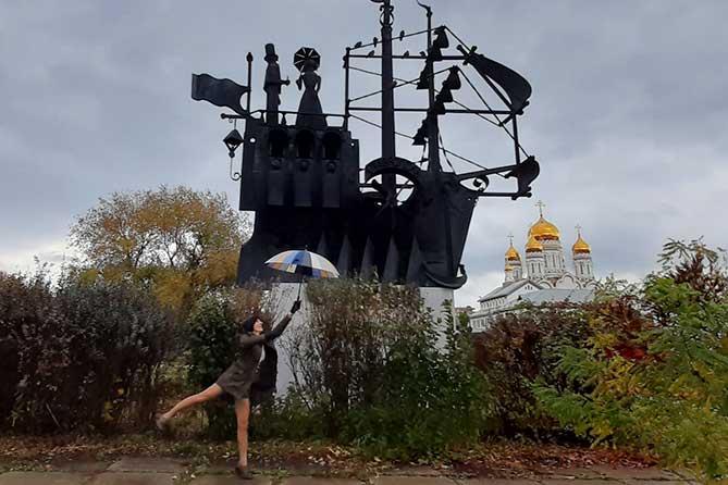 Тольяттинские фотографы приняли участие в фотокроссе «Сезоны 32 квартала. Осень» 2019