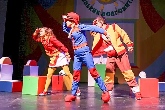 Новый детский спектакль «Дилижанса» – первая из четырех частей театрального проекта, посвященного безопасности детей