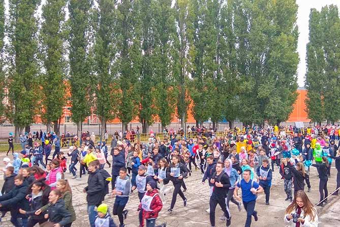 В 2019 году в «Кроссе нации» участвовало 14 095 тольяттинцев — рекордное количество за всю историю проведения соревнований в нашем городе