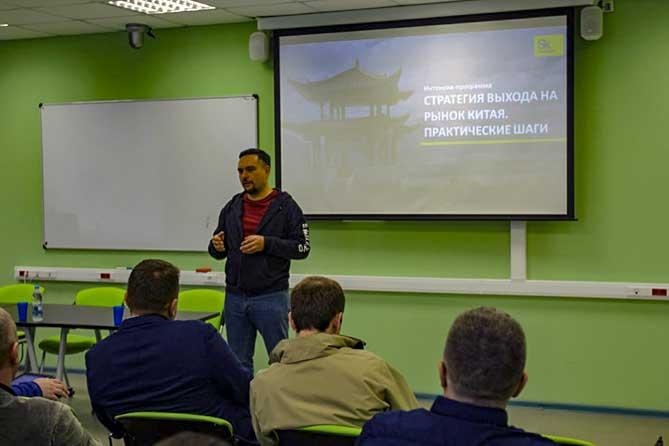 Резиденты «Жигулевской долины» Тольятти взяли курс на Китай