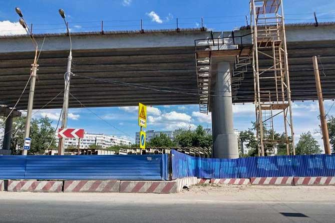 Сроки завершения строительства развязки на М-5 в Тольятти остаются неизвестными