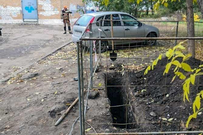 Мы выехали на место после звонка жителей Тольятти: Кто разрешил?