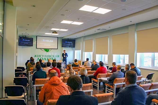 Volga cyber security: Технопарк в Тольятти собрал лучших экспертов информационной безопасности