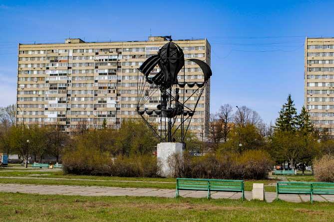 Тематический фото-кросс в Тольятти 13 октября 2019 года
