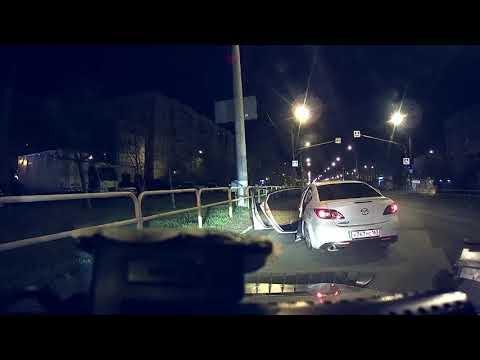 В Тольятти 25-летний водитель спровоцировал погоню