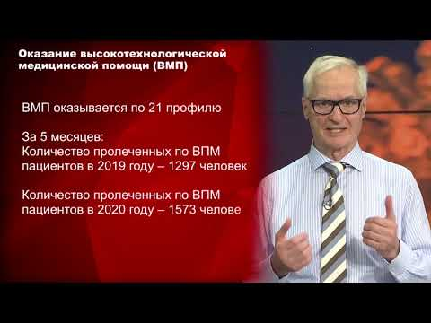 Николай Ренц рассказал о том, как оказывается медицинская помощь в условиях пандемии
