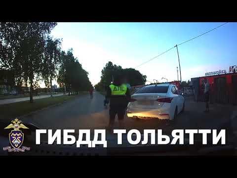В Тольятти в четыре утра задержали 22-летнего парня