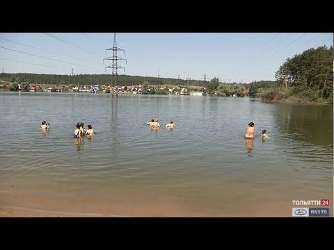 В Тольятти каждый сезон здесь тонут взрослые и дети
