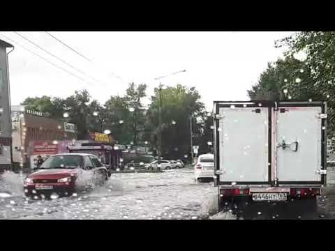 Тольятти в очередной раз затопило: Фоторепортаж