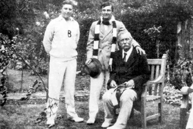 артур дойл и его сыновья