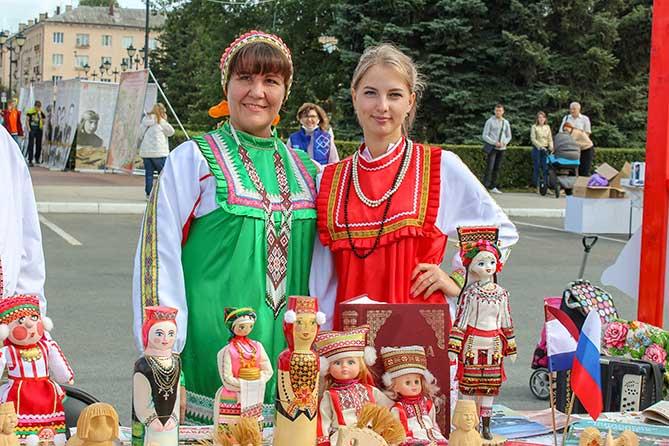 В Тольятти отметили День дружбы народов