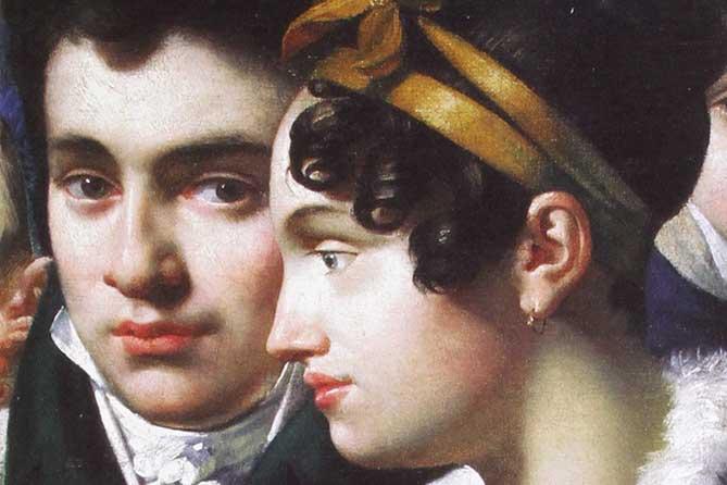 гете и его гражданская жена