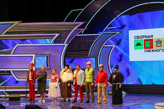 Команда КВН «Триод и Диод» победила в Тольятти