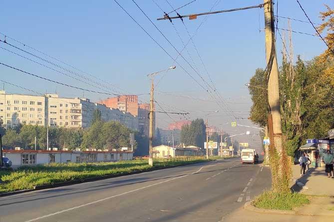 По жалобам граждан в Тольятти проведены исследования воздуха 3 и 4 сентября 2020 года