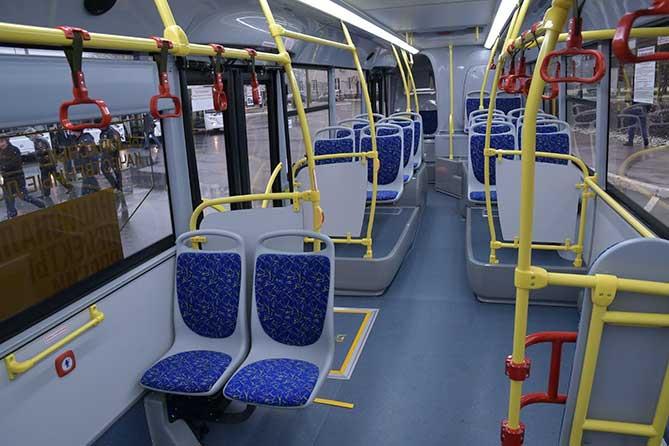 Тольятти получил 50 новых автобусов на газомоторном топливе