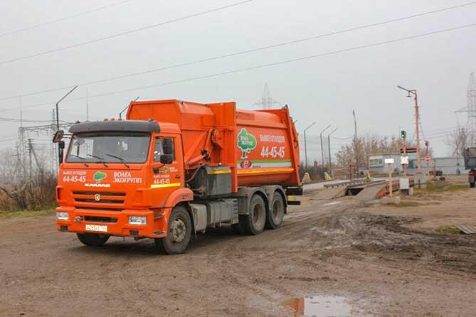 Куда направляется мусор с контейнерных площадок Тольятти