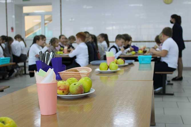 В Тольятти комиссия оценила качество школьного питания
