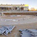 На Центральной площади Тольятти устанавливают новое освещение