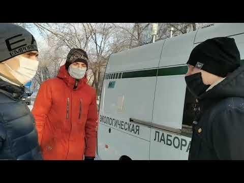 Представители общественности подключились к контролю за состоянием атмосферного воздуха