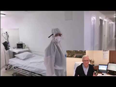 Николай Ренц заявил о резком росте заболевания коронавирусом