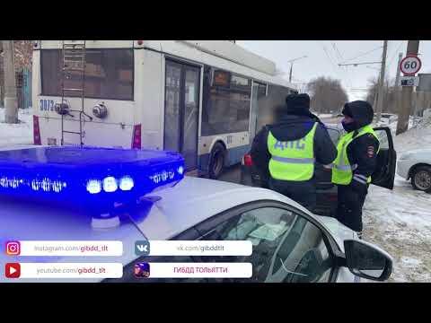 Сотрудники ГИБДД Тольятти провели операцию «Маяк»
